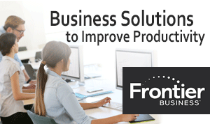 Frontier Business Internet Services, Small Business Internet options, Wifi for customers, Internet options for businesses
