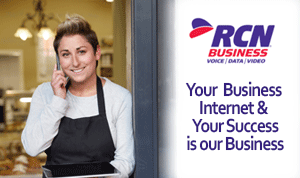 RCN Business Internet Services, Internet for Business, High speed Business Internet available, fast business internet, customer wifi