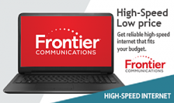 Frontier Internet Availability, Frontier High Speed Internet